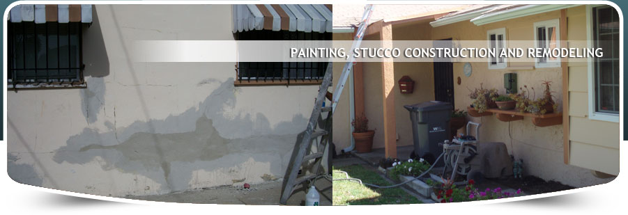 Painting and Stucco
